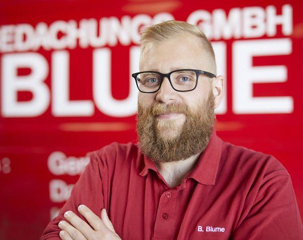 Herr Bastian Blume - Geschäftsführer